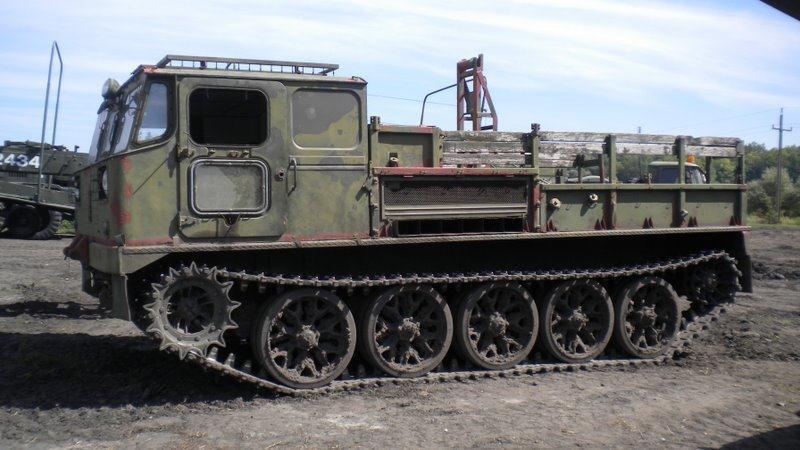 Military Technics Atsz 59g Crane