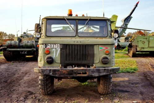 GAZ66 (boxed version)