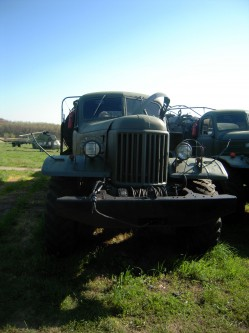 ZIL 157 (open version)